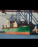 MV. ELBSUN CONTAINER VESSEL AVAILBLE FOR SALE.
