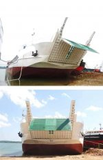 FOR SALE:- 2 x Rotor/Tractor Tugs – 2007 Blt – 86t BP
