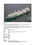 27k dwt General Cargo Vessel