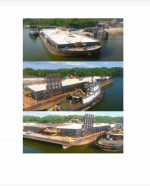 We have a BARGE for leasing available in the Caribbean