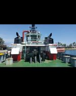 We have TUG alone AVAILABLE NOW for Time Charter