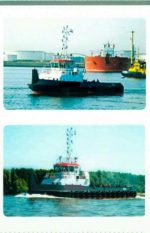 FOR SALE:- 2 x Multipurpose TUGS – Ice Class / 30m LOA / 2006 Dutch Blt / 25tBP